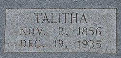 Talitha Adeline <I>Emfinger</I> Buzbee