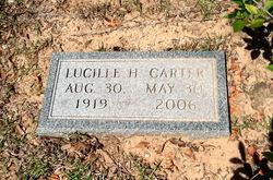 Lucille <I>Polk</I> Carter