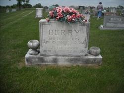 """Christina Gertrude """"Girtie"""" <I>Sabens</I> Berry"""