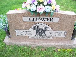 Nadine <I>Cutbirth</I> Cleaver