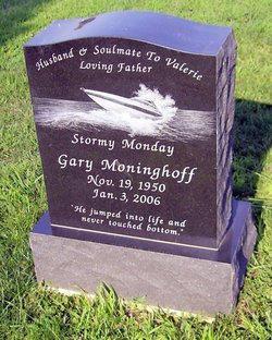 Gary J Moninghoff 1950 2006 Find A Grave Memorial