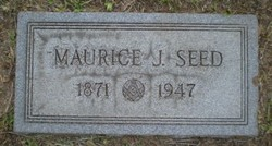 Maurice Joy Seed