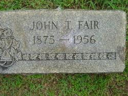 John Thomas Fair