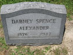 Dabney Spence Alexander