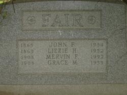 Grace Marion <I>Esterly</I> Fair