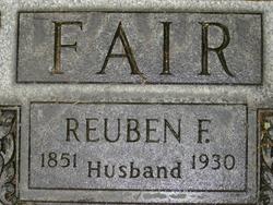 Reuben Feather Fair