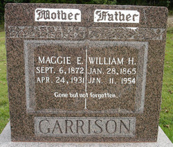 Maggie Ellen <I>Gold</I> Garrison