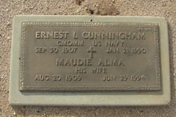 Ernest L Cunningham