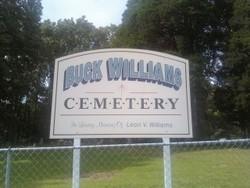 Buck Williams Cemetery