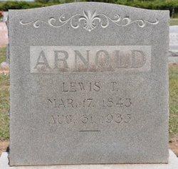 Lewis Trent Arnold, Jr