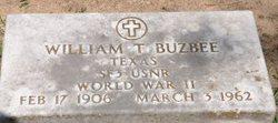 William T Buzbee