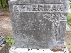 Annie Ackerman