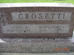 John B Crosetti