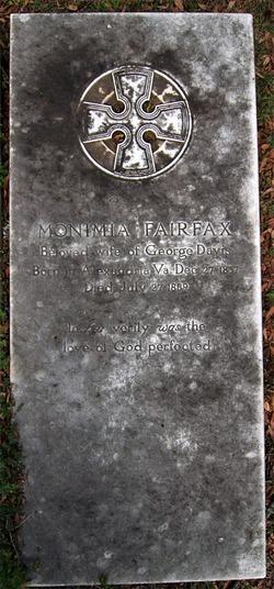 Monimia <I>Fairfax</I> Davis