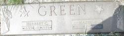 Herbert C Green