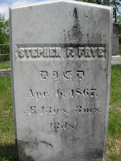 Stephen Farrington Frye