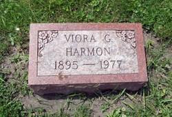 Viora Glannas <I>Howard</I> Harmon