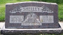 Edith Lavon <I>Hanson</I> Shelley
