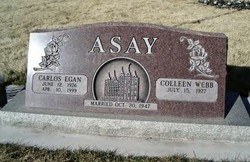 Colleen <I>Webb</I> Asay