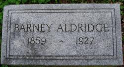 Barney Aldridge