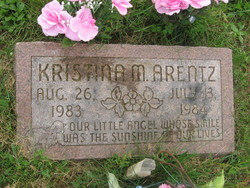 Kristina M Arentz