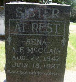 Sena A. McClain