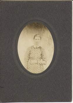 Margaret Allie <I>Rea</I> Lawhead