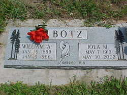 Iola M Botz