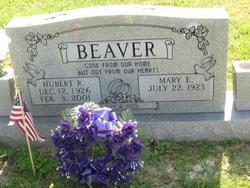 Hubert R Beaver