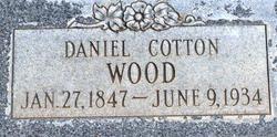Daniel Cotton Wood