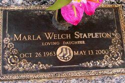 Marla L. <I>Welch</I> Stapleton