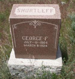 George F Shurtleff