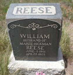 William Reese
