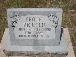 Frank Piccolo