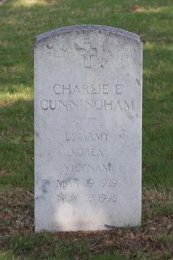Charlie Edward Cunningham