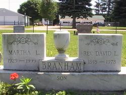 Rev David Lesley Branham