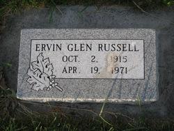 Ervin Glen Russell
