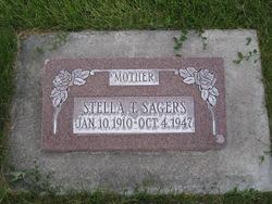 Stella <I>Twitchell</I> Sagers