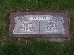 Peter M Gordon