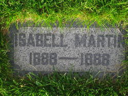 Isabell Sagers Martin