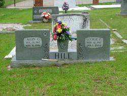 Lucille Minnie <I>Cannady</I> Hill