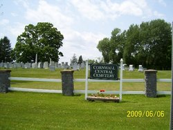 Cornwall Central Cemetery