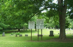 Cornersburg Cemetery