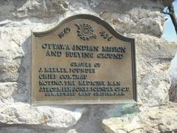 Ottawa Indian Mission Burying Ground