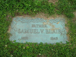 Samuel Vincent Blair