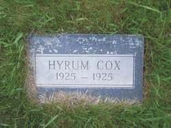 Hyrum Cox