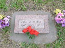 John William Rhodes
