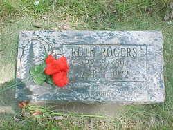 Ruth <I>Darr</I> Rogers