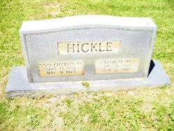 Sgt Charles O. Hickle