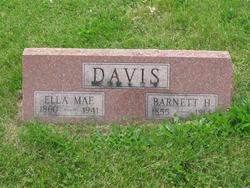 Barnett H Davis